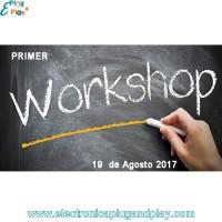 Primer Workshop Plug and Play Gratuito y Presencial