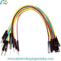 Cable Jumper Macho Hembra 15 cm de Longitud