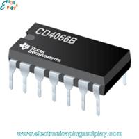 Interruptor Analógico CD4066