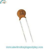 Condensador Cerámico 22pF 50V