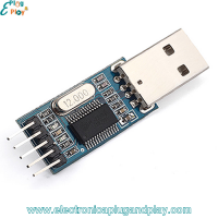 Adaptador USB a Serial TTL PL2303H