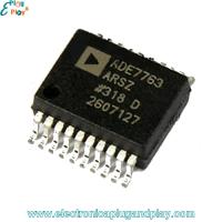 Sensor de Potencia Monofásico ADE7763