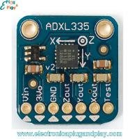 Acelerómetro 3 Ejes ADXL335 Salida Análoga
