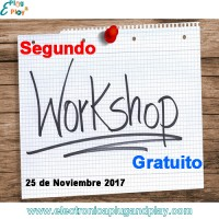 Segundo Workshop Plug and Play Gratuito y Presencial