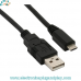 Cable USB Tipo A a MicroUSB