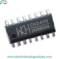 Transceptor USB a RS-232 CH340G