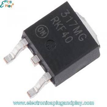 Regulador de Voltaje LM317MDTG