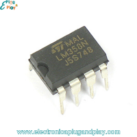 Amplificador Operacional LM358