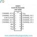 CD4051B Multiplexor / Demultiplexor CMOS