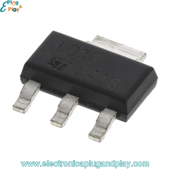 Regulador de Voltaje LDO LD1117S33TR