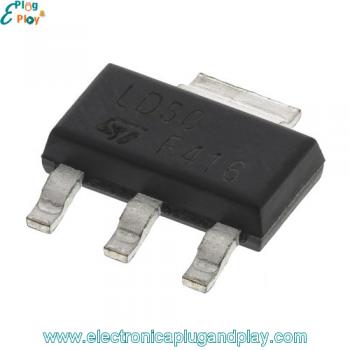 Regulador de Voltaje LDO LD1117S50TR