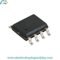 Regulador de Voltaje Switcheado MC34063A SOIC-8 de 1.5A