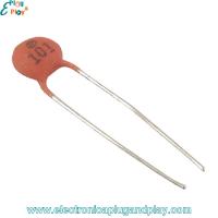 Condensador Cerámico 100pF 50V