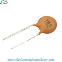 Condensador Cerámico 1nF 50V