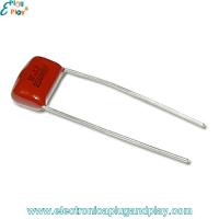 Condensador de Poliéster 0.1uF 250V