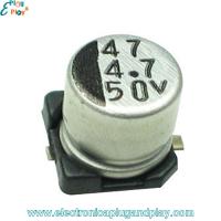Condensador SMD Electrolítico 4.7uF 50V