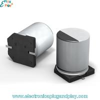 Condensador SMD Electrolítico 0.1uF 50V