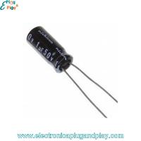 Condensador Electrolítico 0.1uF 50V