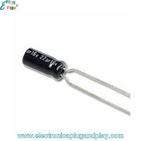 Condensador Electrolítico 2,2uF 16V