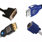 USB - DVI - HDMI - RED