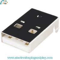 Conector USB Macho Tipo A