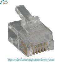 Conector Plug RJ12 6P6C