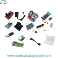 Kit Arduino Interfaces EPP
