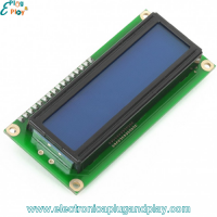 Display LCD 16X2 HD44780 Backlight Azul
