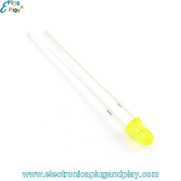 Led Difuso Amarillo 3mm.
