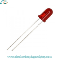 Led Difuso Rojo 5mm.