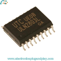 Circuito Integrado ULN2803AG SMD