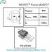 Mosfet Canal N IRFP064NPBF