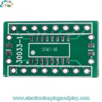Adaptadora SOIC-16 a DIP-16
