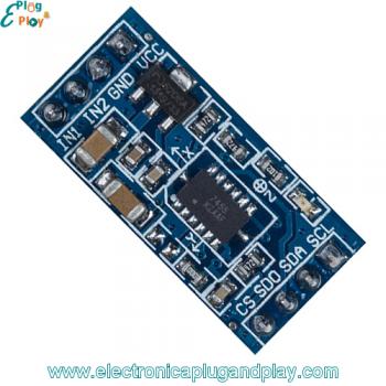 Acelerómetro Digital 3 Ejes MMA7455