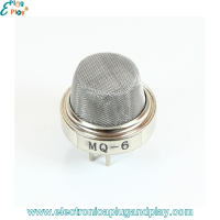 Sensor de Gas MQ6