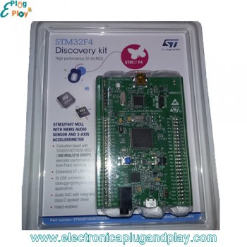 DISCOVERY STM32F407