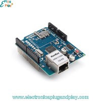 Shield Arduino Wiznet Ethernet W5100