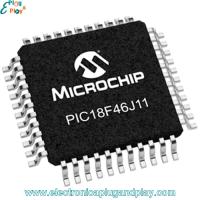 Microcontrolador PIC18F46J11-I/PT